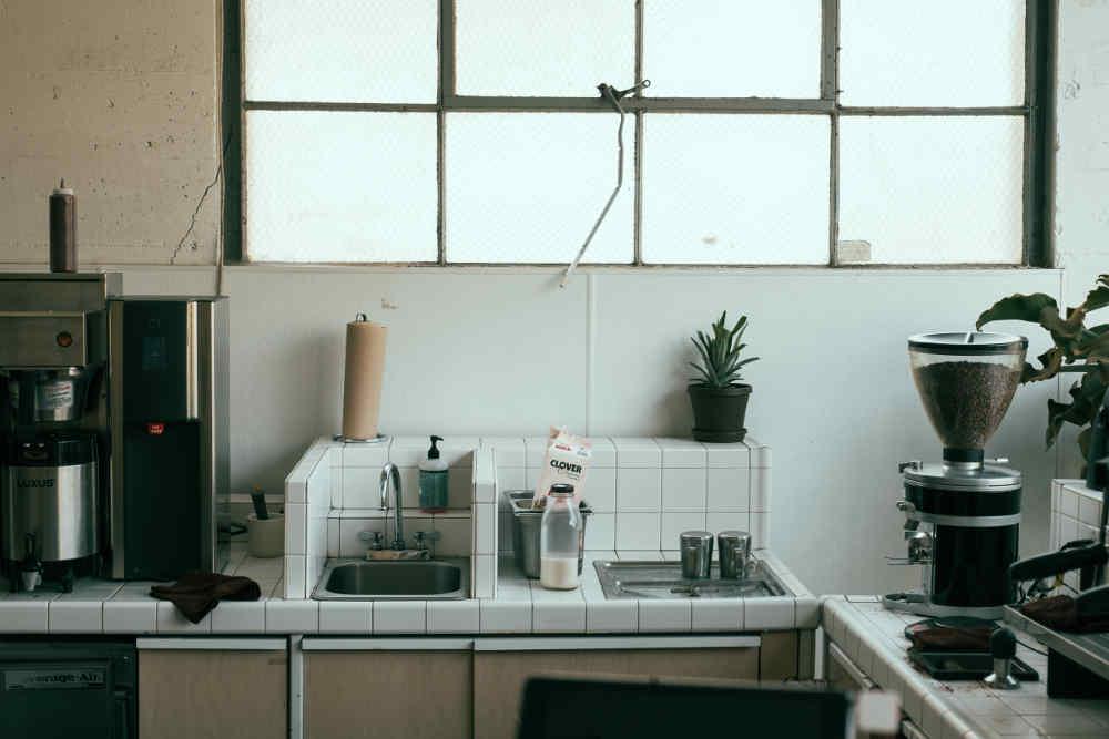 Mise disposition des meubles en location vide for Disposition cuisine en l